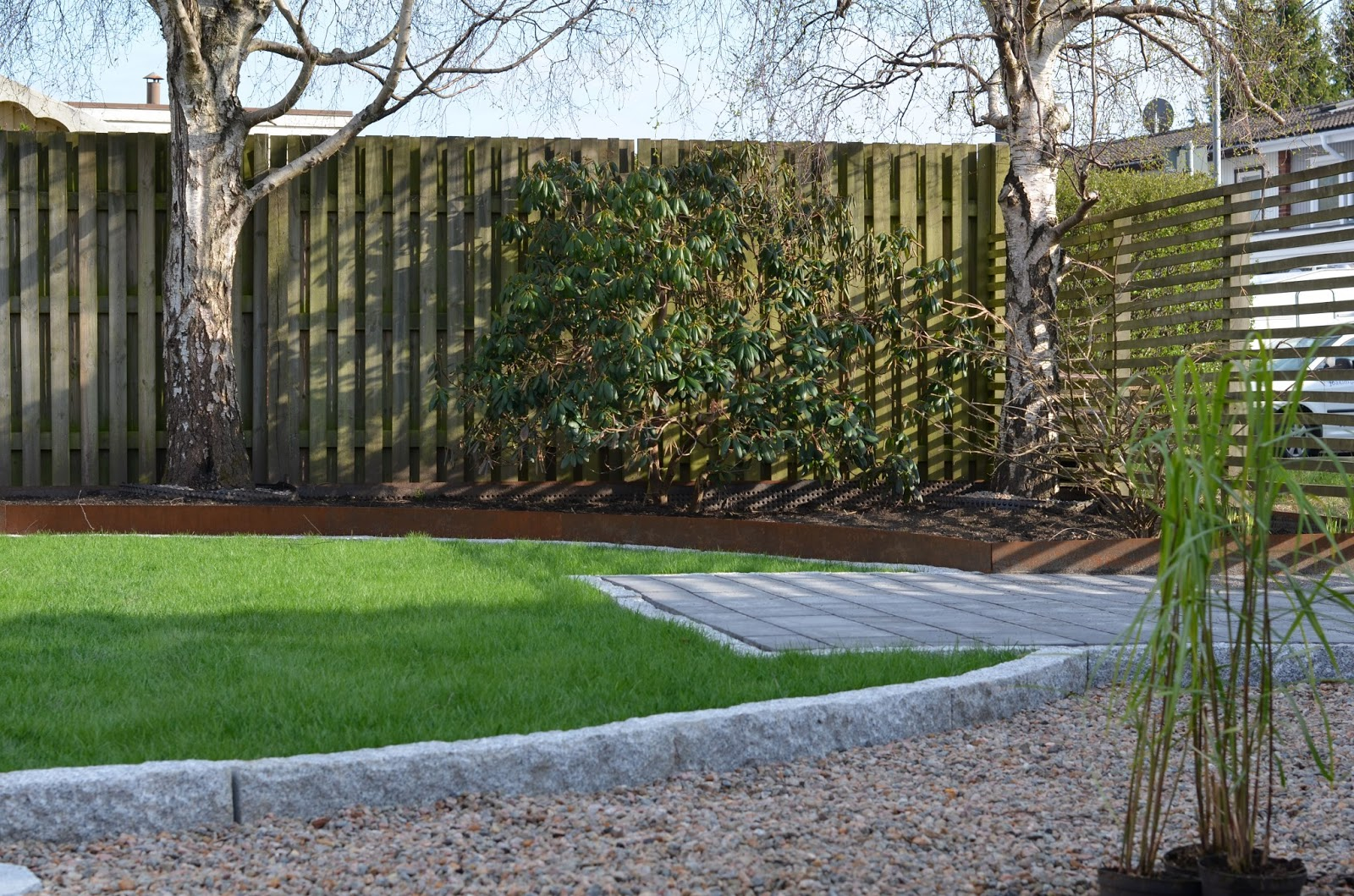 Kungsbacka Trädgårdsdesign | trädgårdsplanering