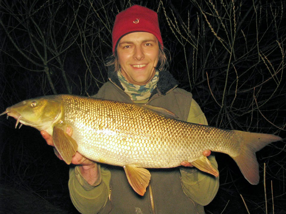 10lb 9oz River Derwent double figure Barbel