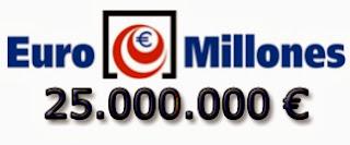 Sorteo de Euromillones del viernes 4 de octubre