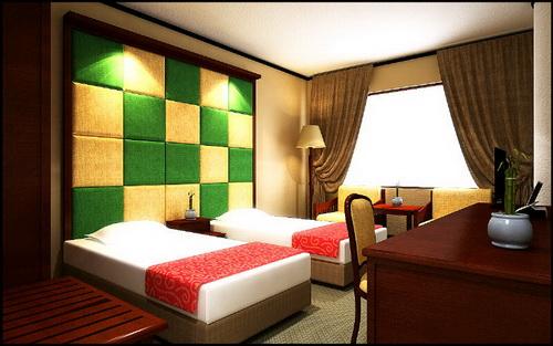 Superior Club Cyber Room Hotel Sanno Pluit Jakarta Utara