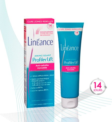 lineance anti cellulite