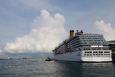 Kapal Pesiar Costa Atlantica - Asia Tenggara MizTia Respect