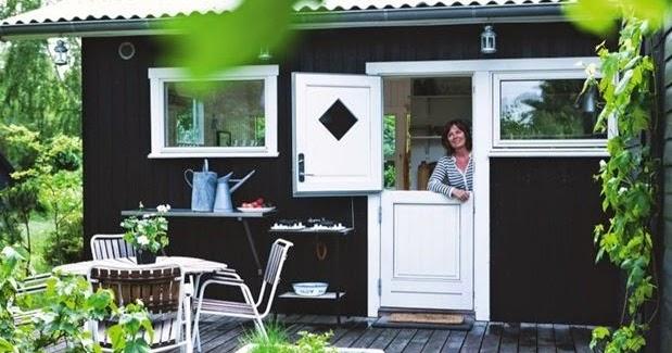 The idyllic Danish summer cottage