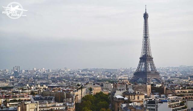 Torre Eiffel  París.