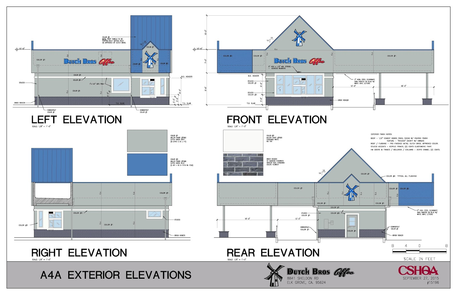 Dutch Bros. Submits Plans For Second Drive-thru Coffee