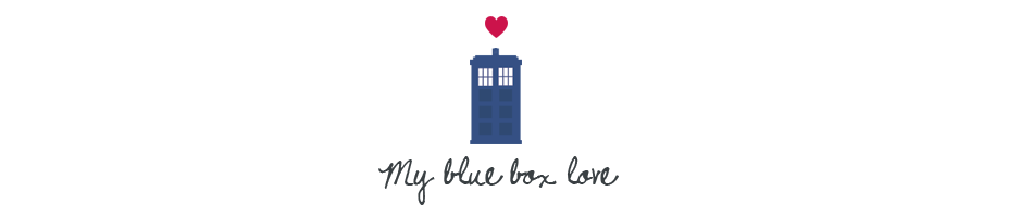 My blue box love