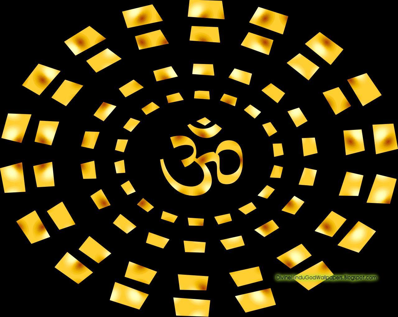 Hindu God Wallpapers Om Wallpaper