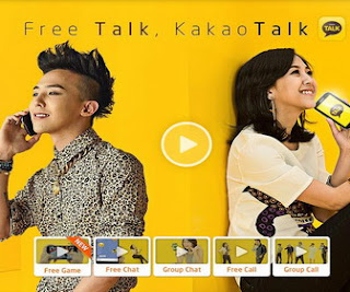 download free call kakao talk