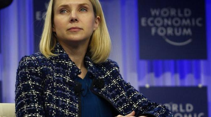 Kisah Pilu Karyawan Yahoo di Era Bos Cantik Marissa Mayer