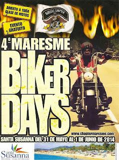 4 Maresme Biker Days