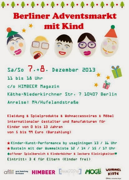 googoo&gaga in Little Pop Up Christmas Market, Berlin