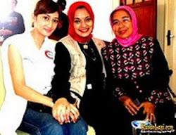 Marissa Haque, Helmalia Putri untuk Kemanusiaan MERCI