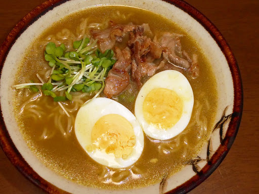 【ヤマモリ】Thai Noodle グリーンカレー味 激辛