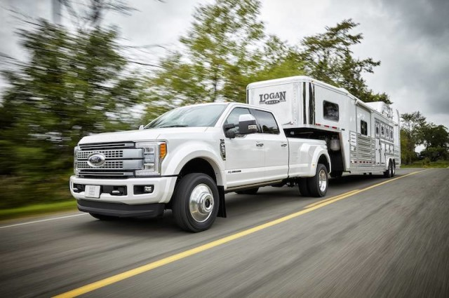 2017 Ford F-Series Super Duty Release Date