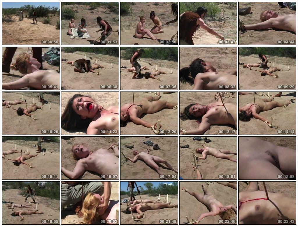 Naked mature mom fun lake