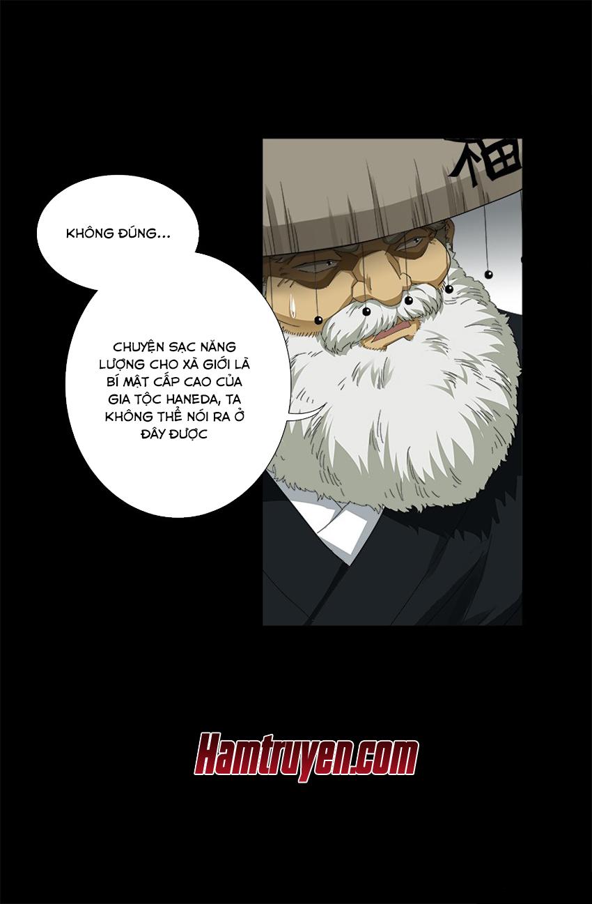 Huyết Ma Nhân Chap 352 - Trang 18
