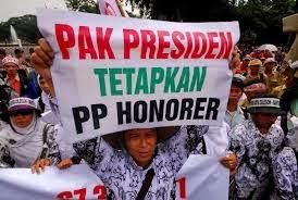 PPPK MENGGANTIKAN GURU GTT, PTT, HONORER