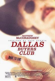 Dallas Buyers Club movie poster