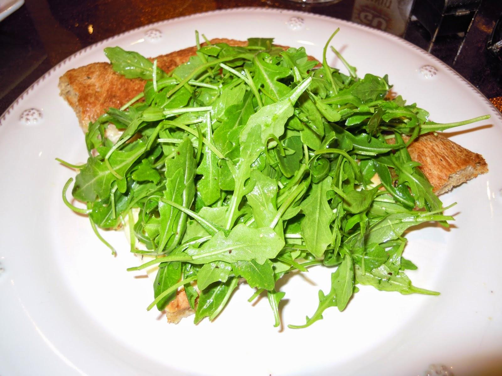 arugula-pizza