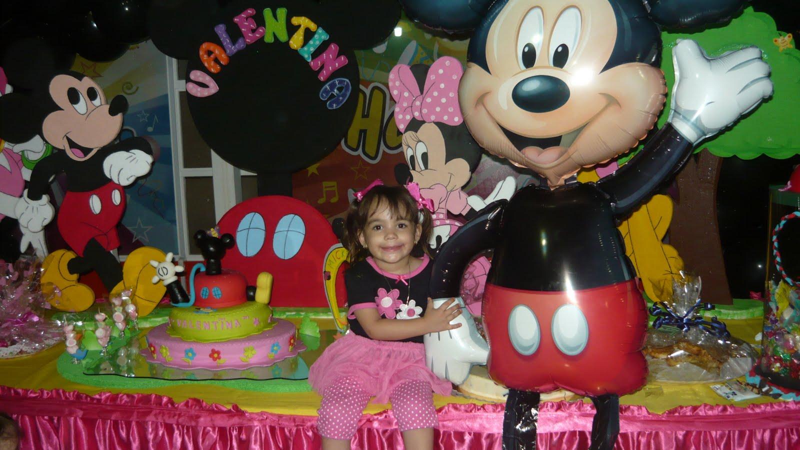 D 39 koeventos cumplea os infantil de la casa de mickey mouse - Cumpleanos infantil en casa ...