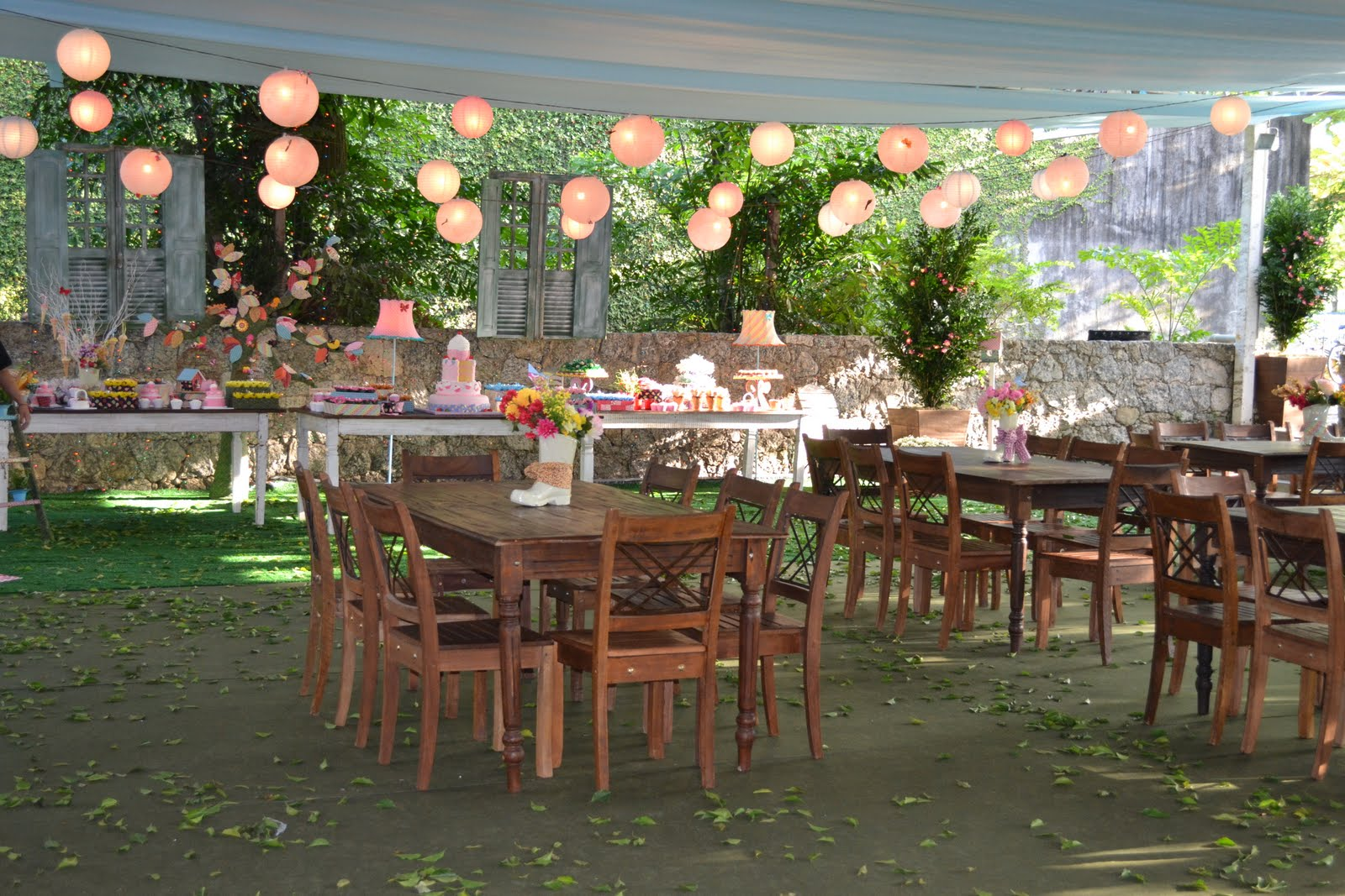 decoracao festa retro : decoracao festa retro:Inspire-se: Festa Vintage no Jockey com decoração Bia Lima !!!!