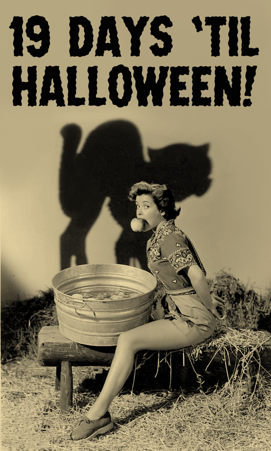 Mitch O'Connell: 19 Days 'til Halloween!
