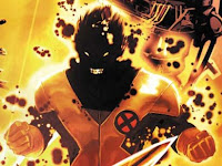 Marvel Comics Sunspot image
