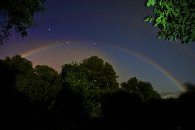 Arco Iris Lunar, curiosidades
