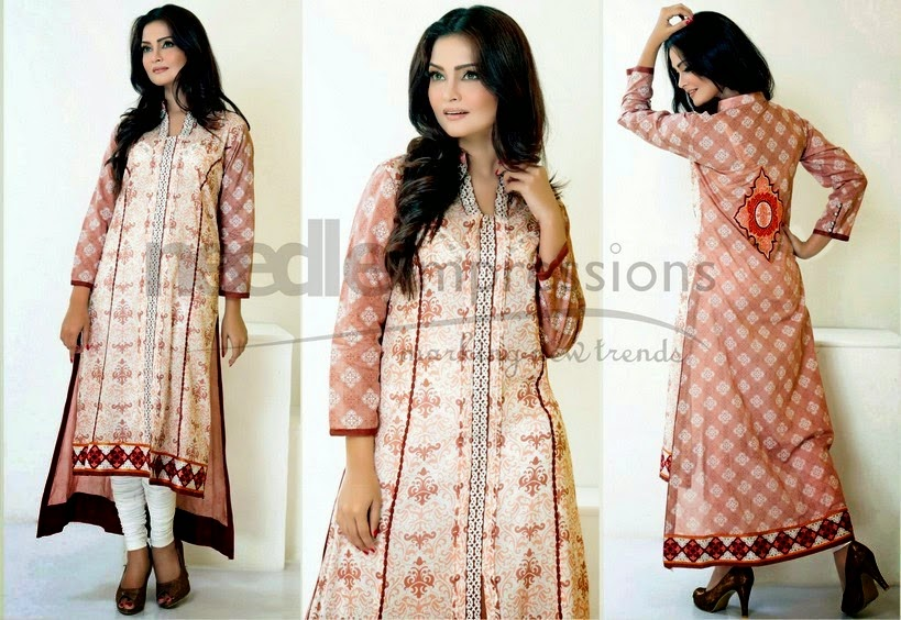 Needle Impressions Ready to Wear Lawn Collection
