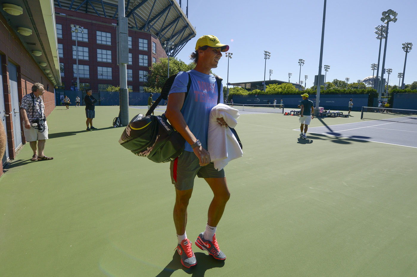 Mike Lawrence/usopen.org