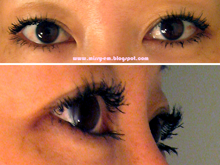 924695e2893 They looked so long and full, especially for an Asian girl. She had  dolly-lashes! The secret was apparently L'Oreal Telescopic Explosion Mascara  so I ...