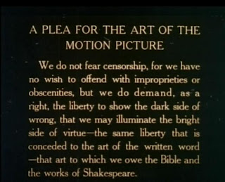 The Birth of a Nation disclaimer
