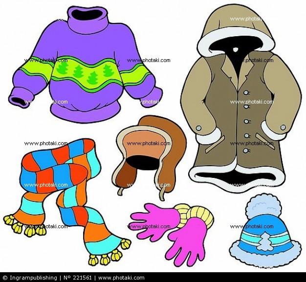 confeccion de ropa julio 2012 winter clothes clipart for preschool winter clothing clipart black and white