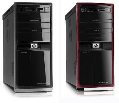 HP Pavilion Elite HPE-112y Desktop