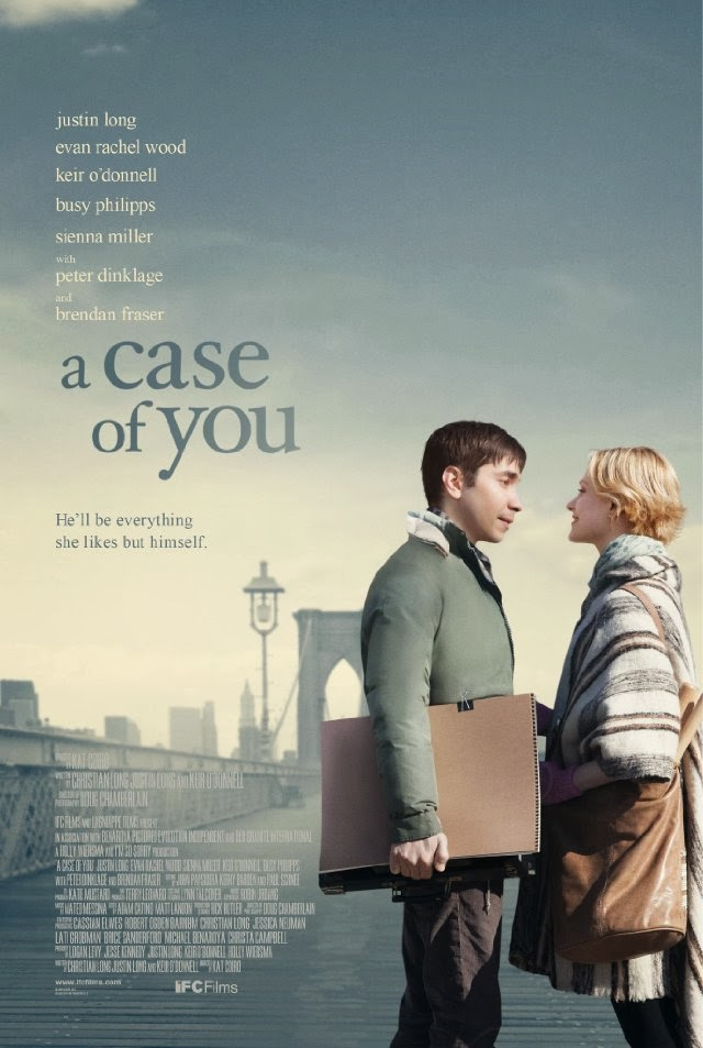 La película A Case of You