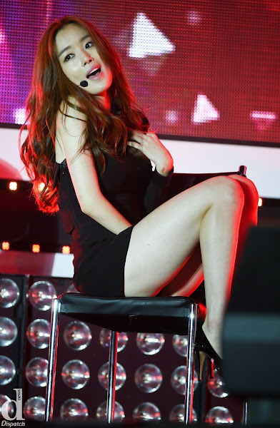 SECRET Sunhwa I'm In Love Live