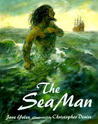 The Sea Man by Jane Yolen