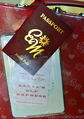 Santa Express, Elf Magic Passport