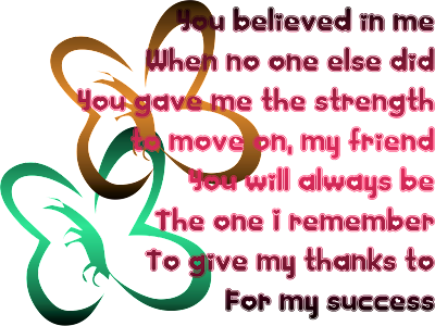 Believe Me - Christina Aguilera Song Lyric Quote in Text Image