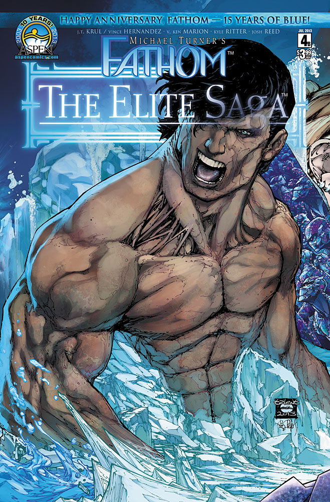 Preview: FATHOM: THE ELITE SAGA #4