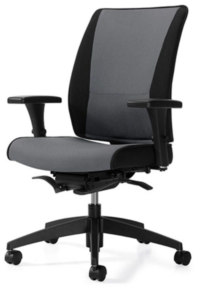 Takori Weight Sensing Synchro Chair by Global