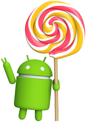 Update Android to Lollipop