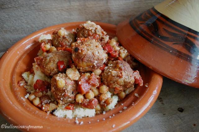 Boulettes de viande marocaines