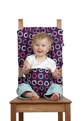 HOT ITEM!!! Totseat For Babies Who Lunch