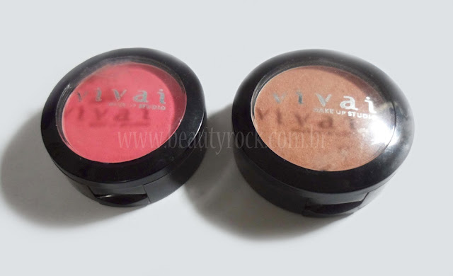 Blushes Vivai Makeup Studio