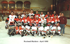 Charity Ice Hockey Game - 1990