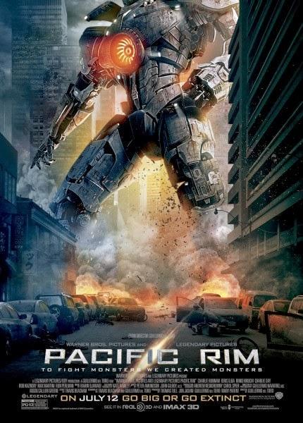 Pasifik Savasi Pacific Rim filmi izle