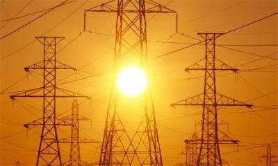 distribucion de la electricidad