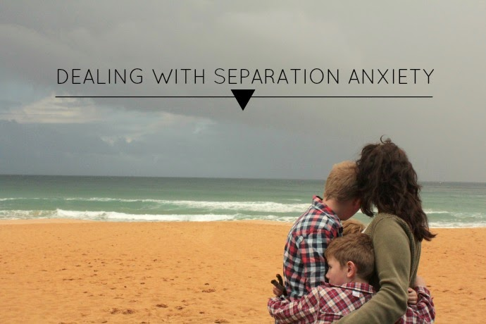 the challenges of living with separation anxiety Separation anxiety is a powerful feeling of anxiety and sense of loss that children and adults experience when they separate from people, places or things they are attached to.