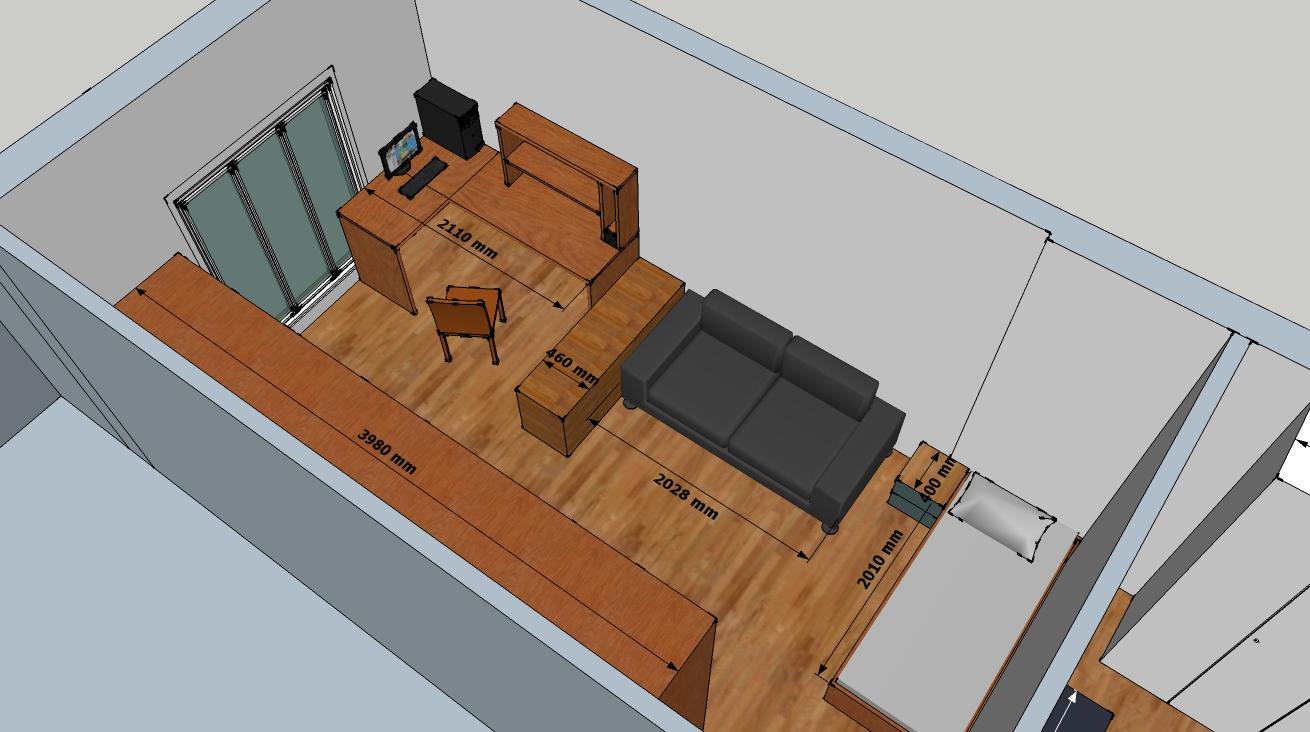 Arredare una camera da letto di 12 mq : arredare una camera da ...